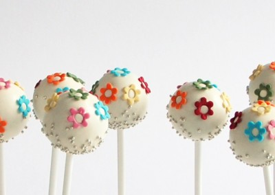 CAKEPOP FLOWER LOVE