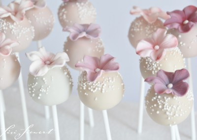 CAKEPOP FLOWER POWER